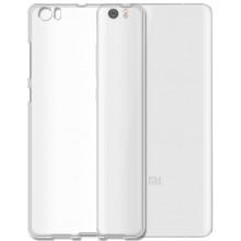 Силиконовый прозрачный чехол для Xiaomi Mi5