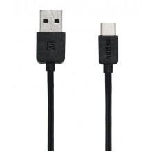 Кабель USB Remax Light Type-C 1M (RC-006a)