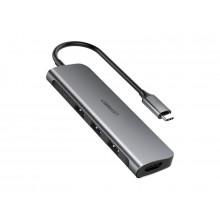 Универсальный адаптер UGreen Dock Adapter (CM163)