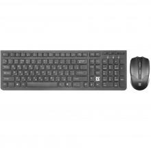 Беспроводной набор клавиатура и мышь Defender (C-775)