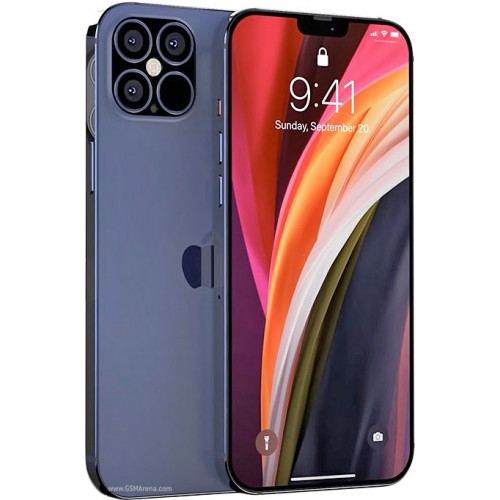 Apple IPhone 12 Pro Max 256Гб (черный) в Бишкеке - Telefon.kg