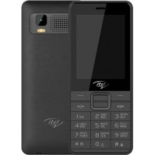 Кнопочный телефон itel 3sim Black