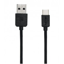 Кабель USB Remax Light Type-C 1M (RC-006a)