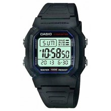 Наручные часы Casio Men's W800H-1AV Classic Sport Watch with Black Band