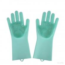 Перчатки для кухни Xiaomi Silicone Cleaning Gloves