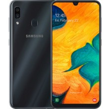 Samsung Galaxy A30 3/32Гб (чёрный)